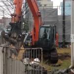 【解体動画富山】RC(コンクリート)壁クラッシャー解体工事(富山市)